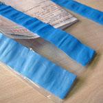 Envelopes plásticos janela