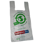 Sacola Plastica Oxibiodegradavel