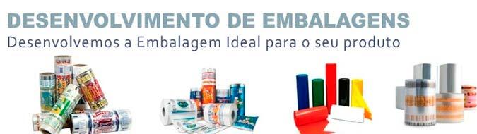Embalagens plásticas flexíveis, Sacos, sacolas, envelopes, bobinas, filme
