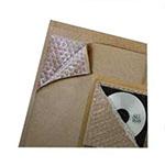 Envelopes  plástico DVD
