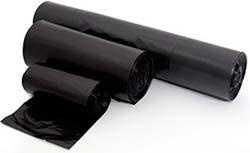 Plástico preto rolo