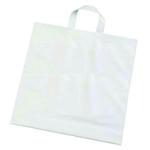 Sacolas plásticas brancas